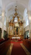 Soproni evangélikus templom